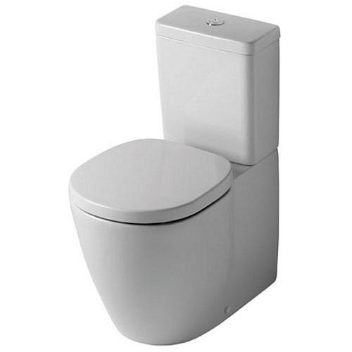 set vas wc btw cu rezervor alimentare inferioara cube. Black Bedroom Furniture Sets. Home Design Ideas