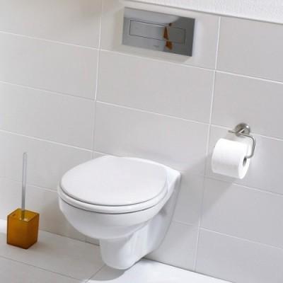 poza Set vas wc cu functie bideu si capac normal IDEAL STANDARD seria EUROVIT ECCO W705501+W301401