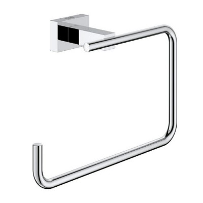 poza Suport prosop inelar GROHE seria ESSENTIALS CUBE NEW 40510001