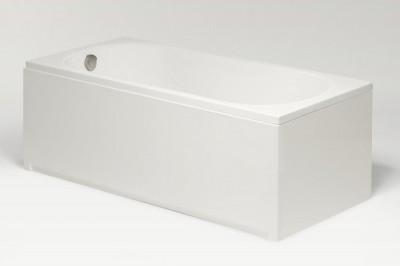 poza Panou frontal pentru cada de baie dreptunghiulara RADAWAY seria KEA