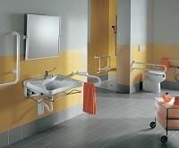 Obiecte sanitare pentru persoane cu dizabilitati