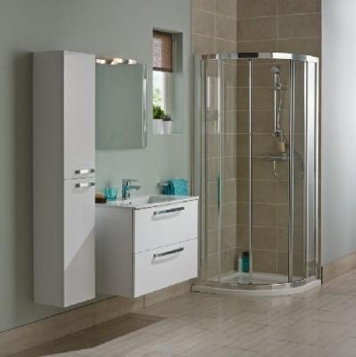 poza Set mobilier de baie cu lavoar si oglinda IDEAL STANDARD seria TEMPO