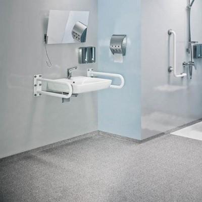 poza Lavoar pentru persoane cu dizabilitati cu preaplin KOLO seria NOVA PRO
