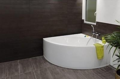 Poza Cada de baie pe colt IDEAL STANDARD seria HOTLINE NEW