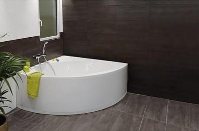 Poza Cada de baie pe colt IDEAL STANDARD seria HOTLINE NEW.