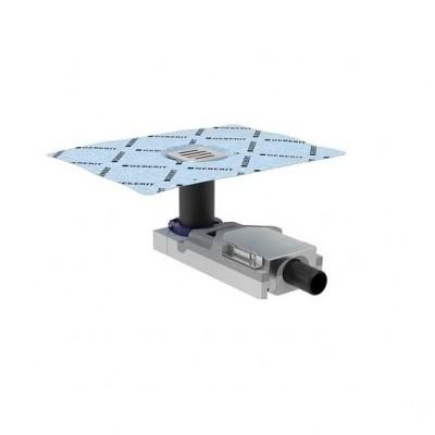 Sifon de pardoseala H 65 mm, Geberit CleanLine 154.052.00.1