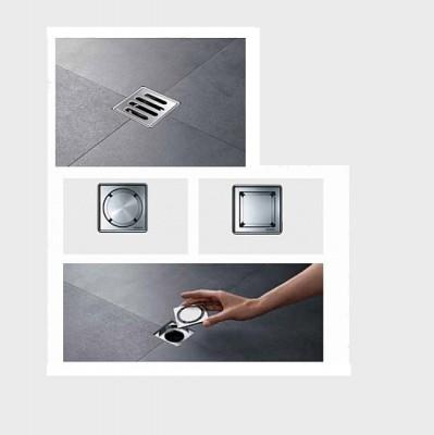 Sifon de pardoseala H 90 mm, Geberit CleanLine 154.050.00.1 a