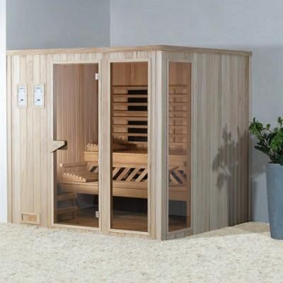 poza Cabina de sauna WELLIS seria BEACHSIDE FAMILY