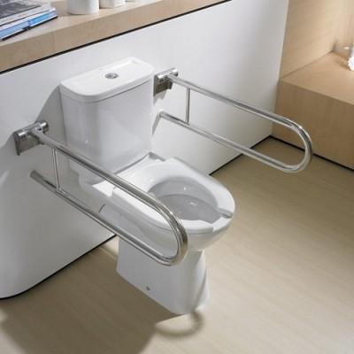poza Set vas WC cu rezervor pentru persoanele cu dizabilitati ROCA seria ACCESS 342237000+341230000