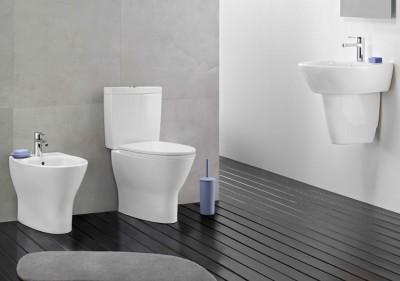 poza Set vas WC cu rezervor alimentare inferioara GALA seria JAZZ 28120+28550