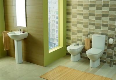 poza Set vas WC cu rezervor alimentare inferioara GALA seria SMART 25180+25540