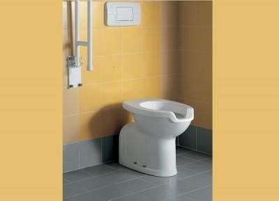 poza Colac vas wc pentru persoane cu dizabilitati HATRIA seria AUTONOMY Y0CG01