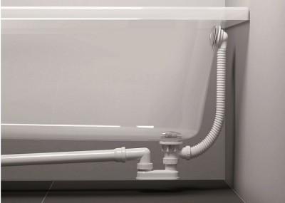 poza Sistem de scurgere cu preaplin pentru cada de baie RAVAK 570
