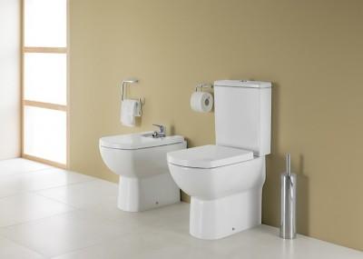 poza Set vas WC cu rezervor alimentare inferioara GALA seria SMART 25162+25581