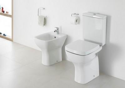 poza Set vas WC cu rezervor alimentare inferioara GALA seria STREET SQUARE 05120+05540