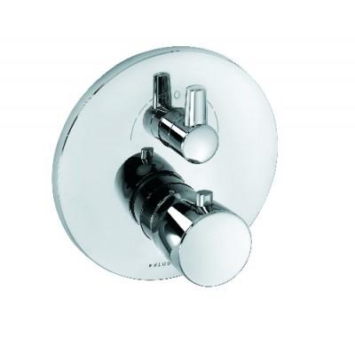 poza Baterie cada dus termostatata incastrata monocomanda KLUDI seria BALANCE 528300575