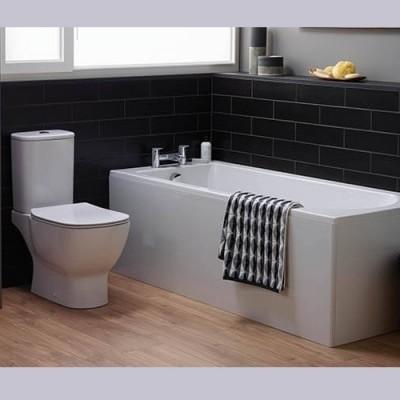 Set vas wc cu rezervor alimentare inferioara ideal for Tesi design ideal standard